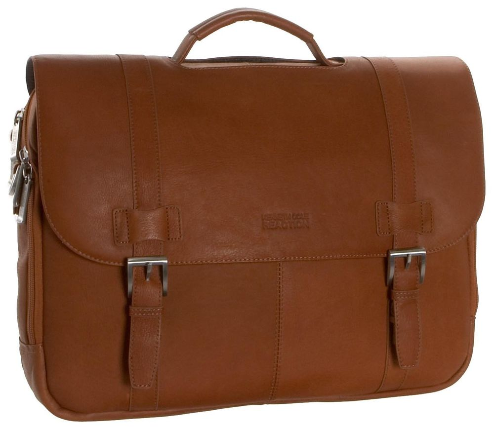 leather portfolio briefcase photo - 1