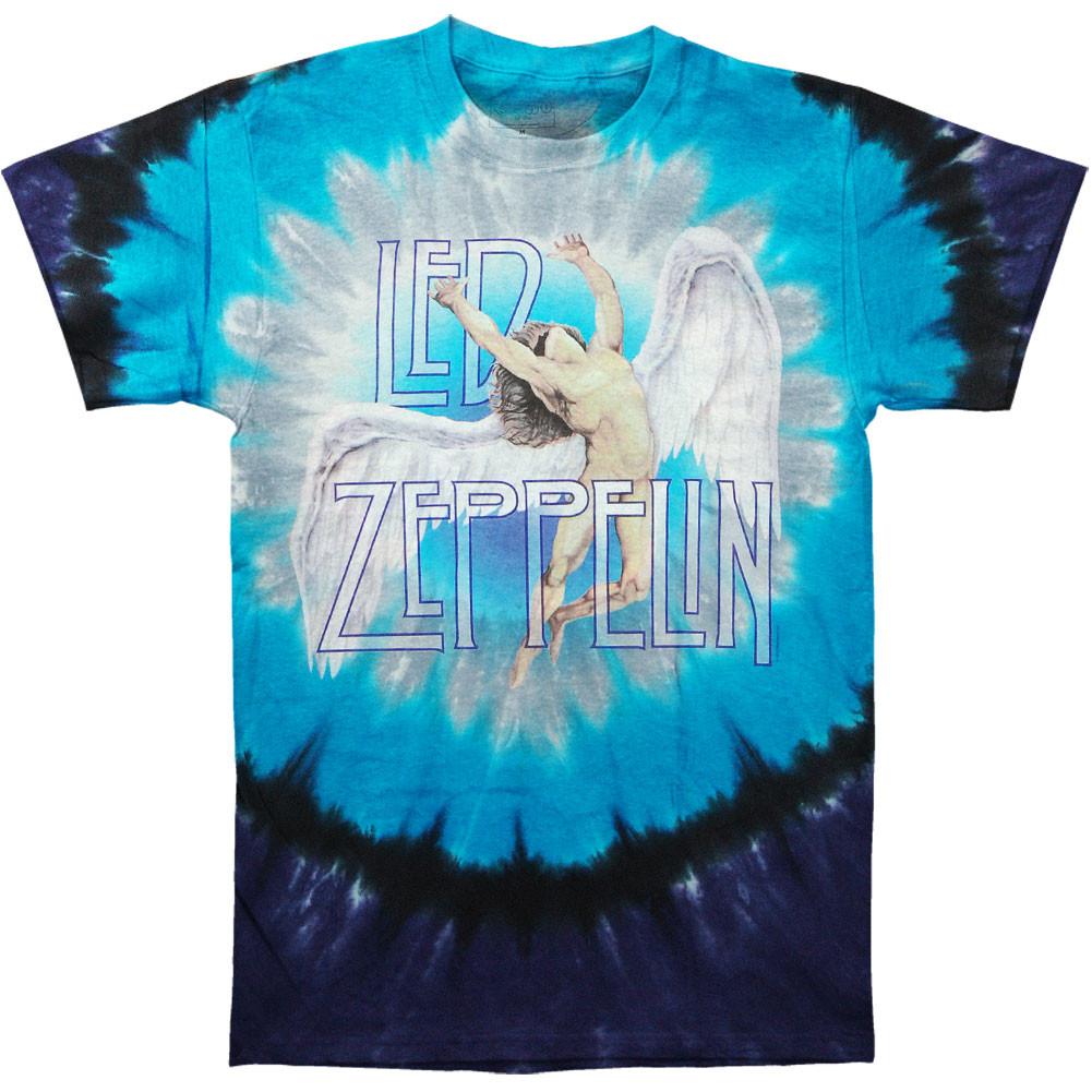led zeppelin tie dye shirts photo - 1