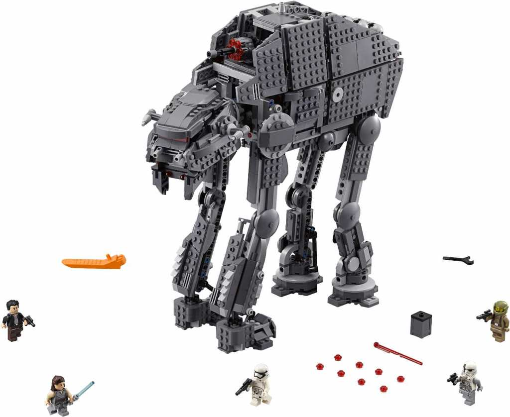 lego first order tie fighter photo - 1