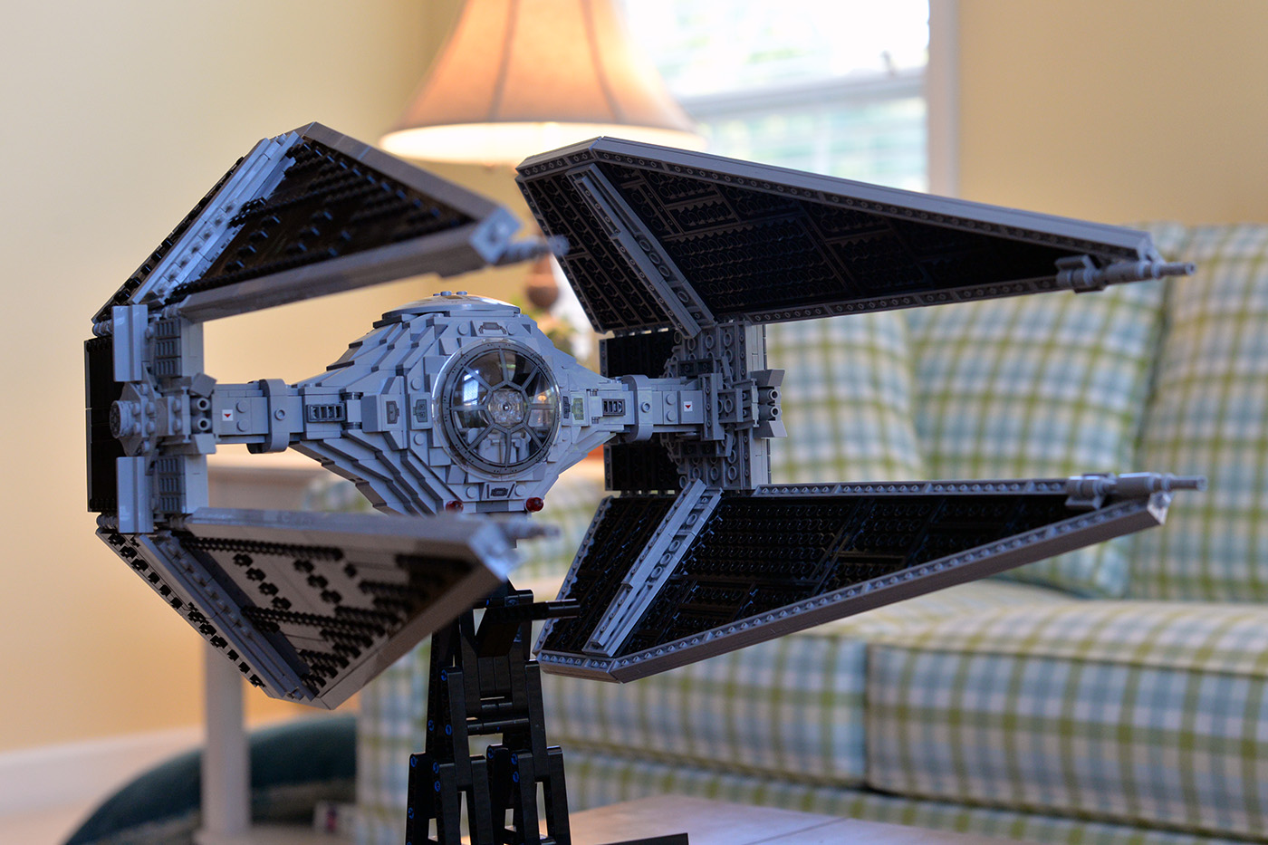 lego ucs tie fighter photo - 1