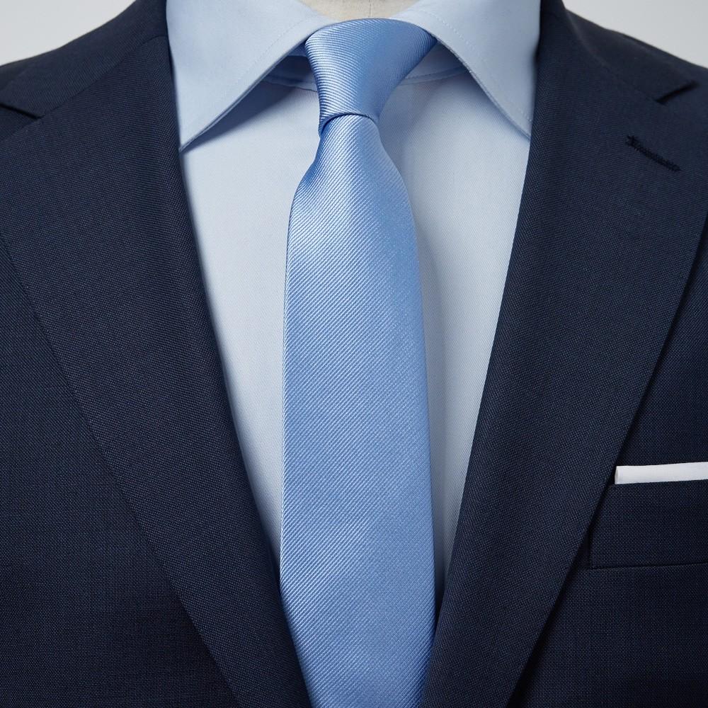 light blue tie photo - 1