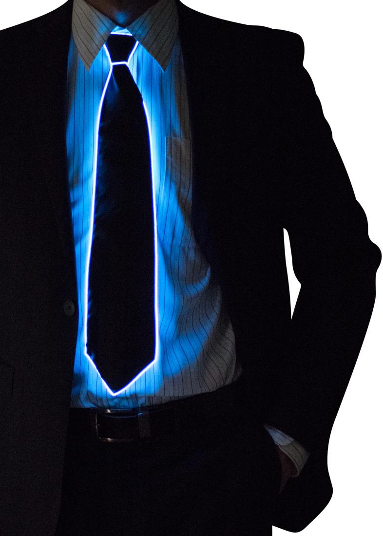 light up tie photo - 1