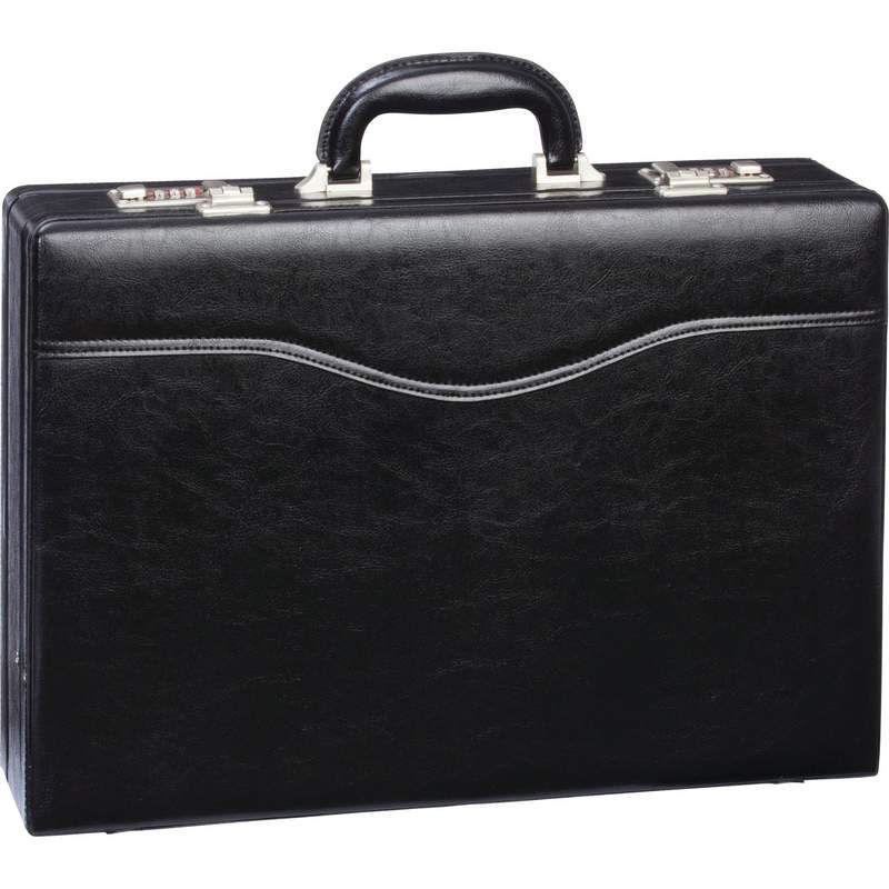 locking briefcase photo - 1