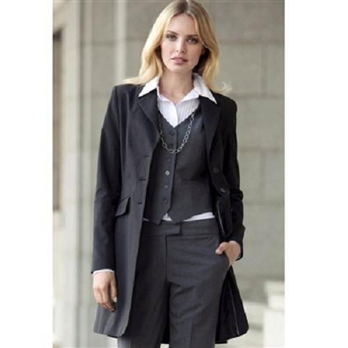 long suit jacket women photo - 1
