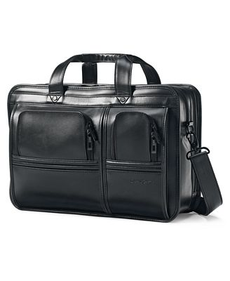 macys mens briefcase photo - 1