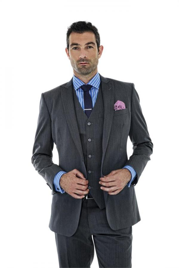 mad men suit photo - 1