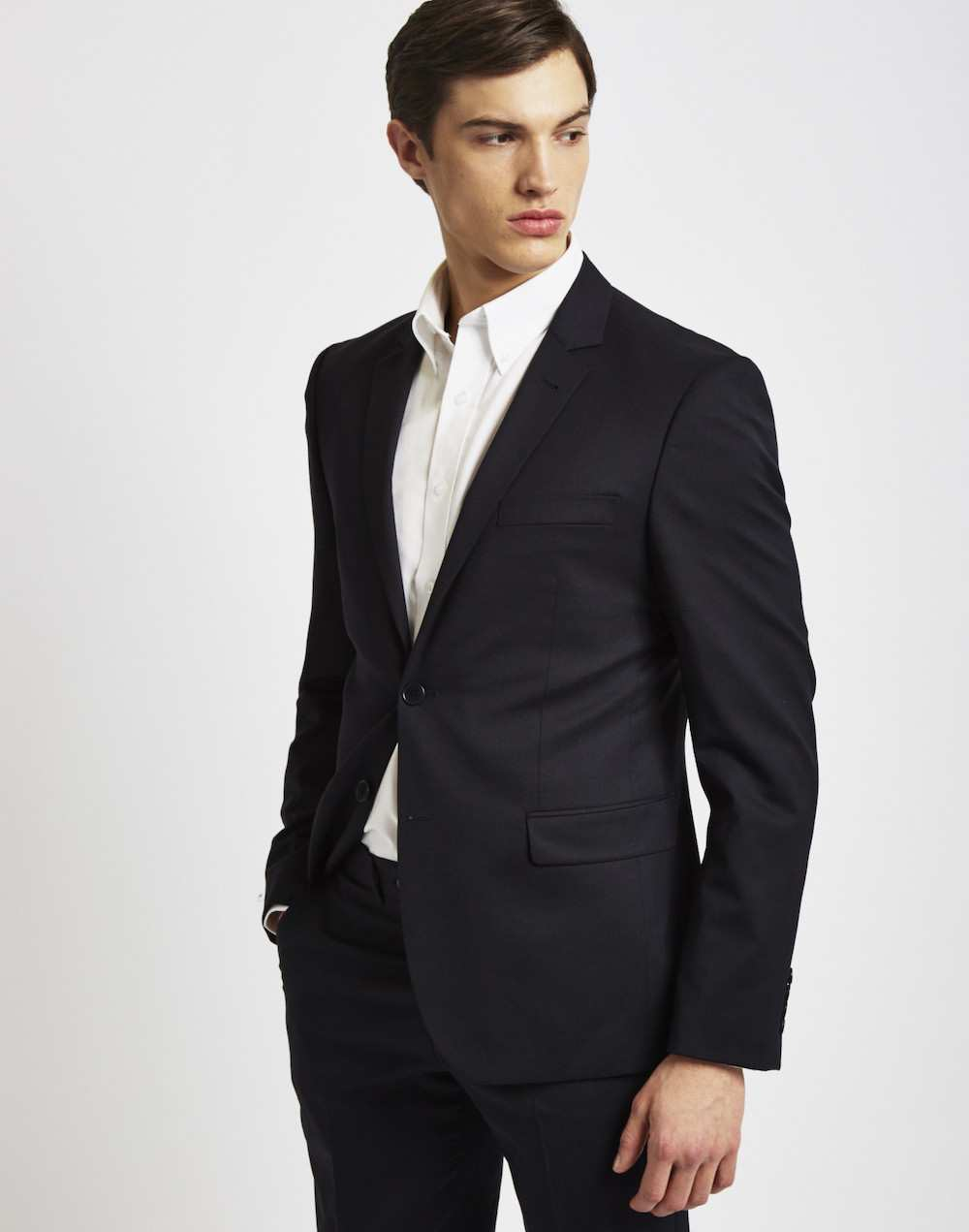 man in suit and tie photo - 1