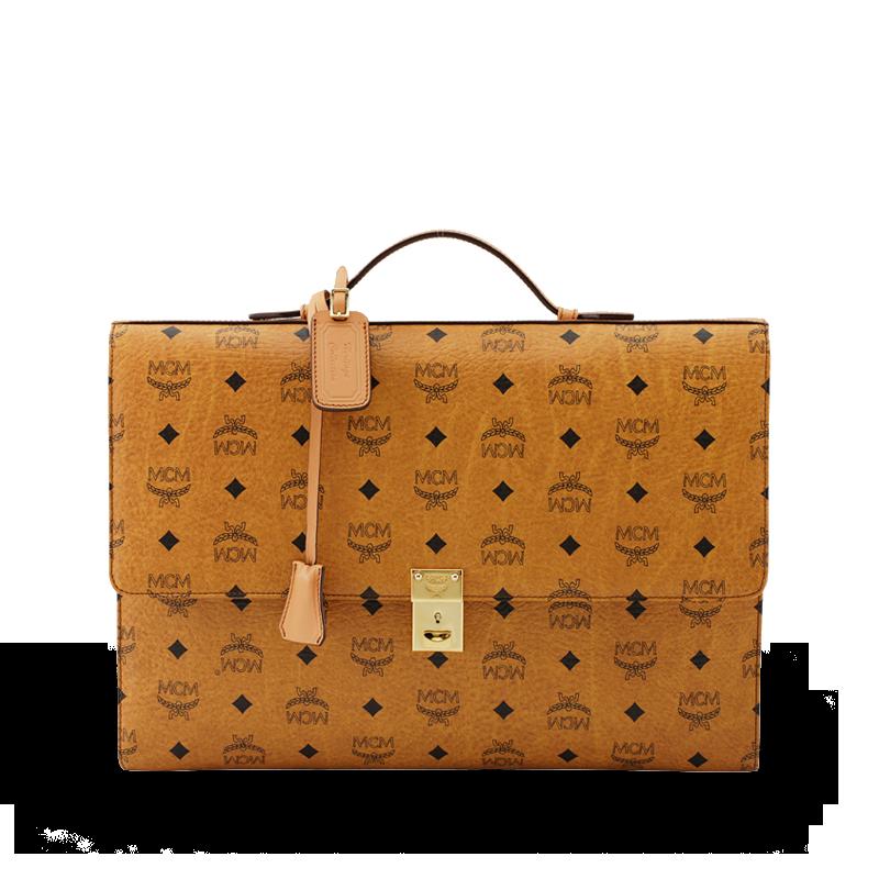 mcm briefcase photo - 1