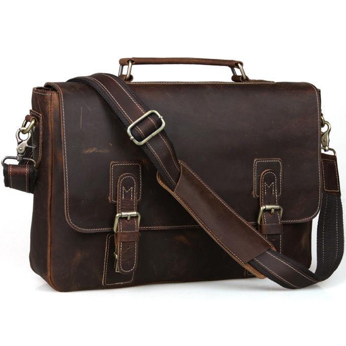 men briefcase photo - 1