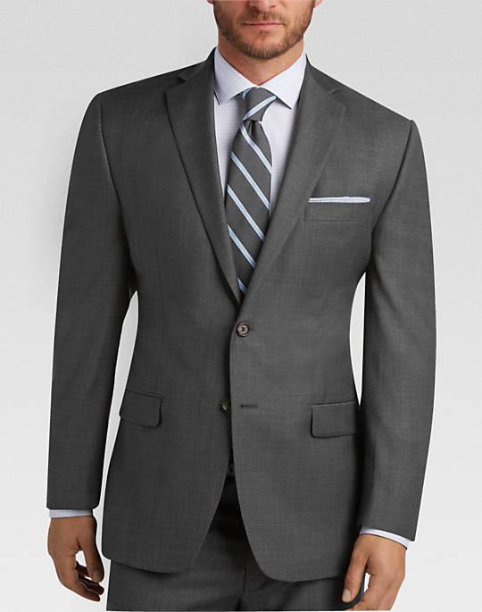 men brown suit photo - 1