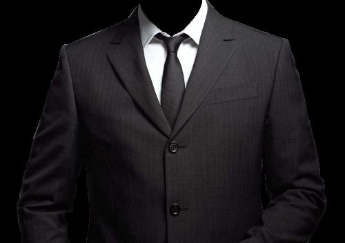 men suit coat photo - 1
