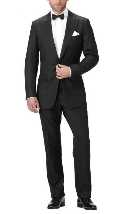 men suit style photo - 1