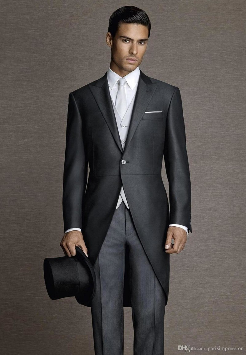 men wedding suit photo - 1