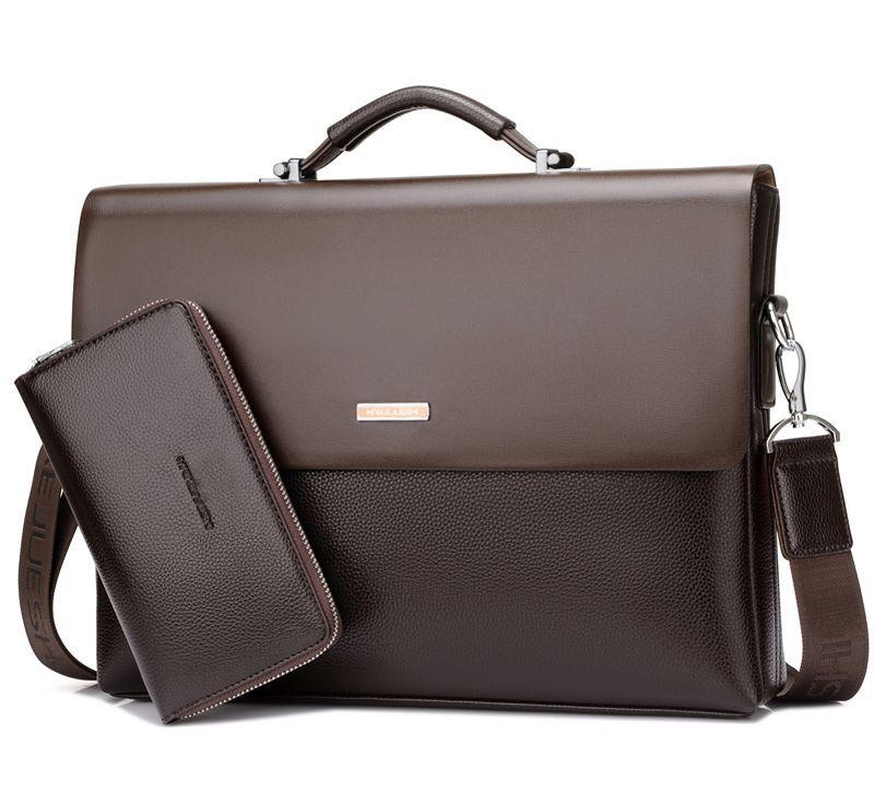 mens briefcase photo - 1