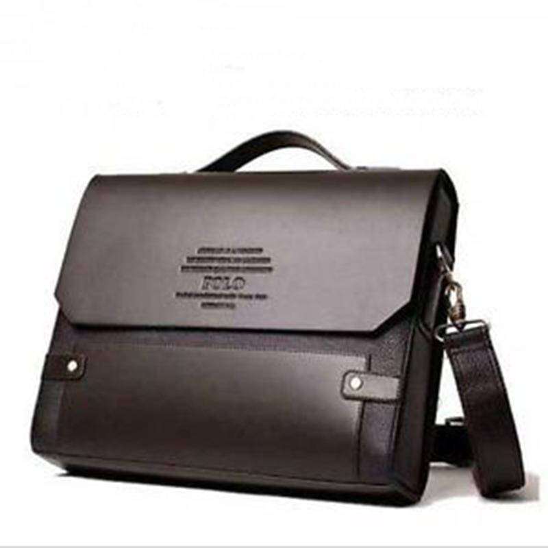 mens designer briefcase photo - 1