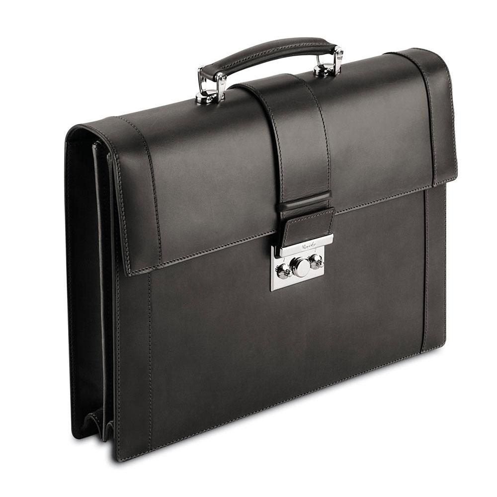mens luxury briefcase photo - 1
