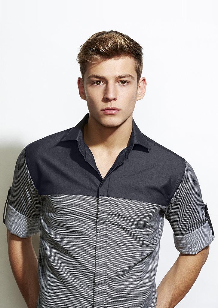mens office shirt designs photo - 1
