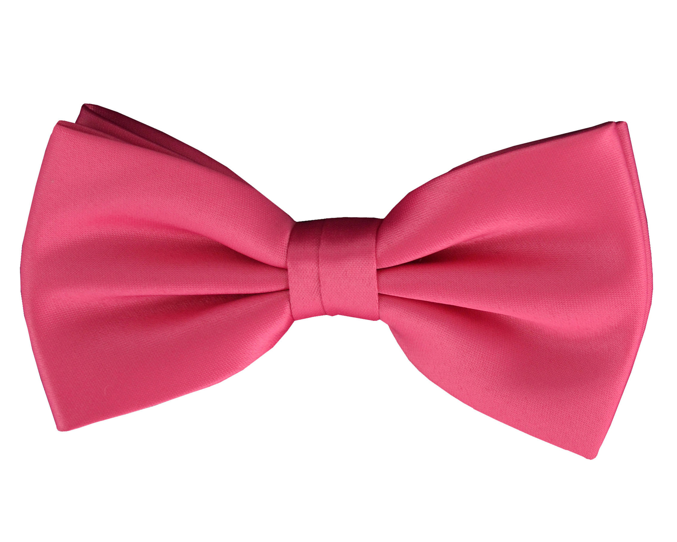 mens pink bow tie photo - 1