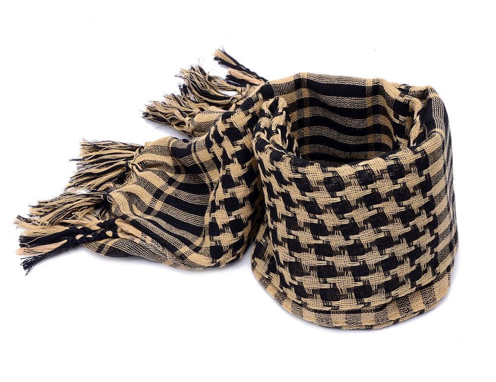 mens scarf tie photo - 1