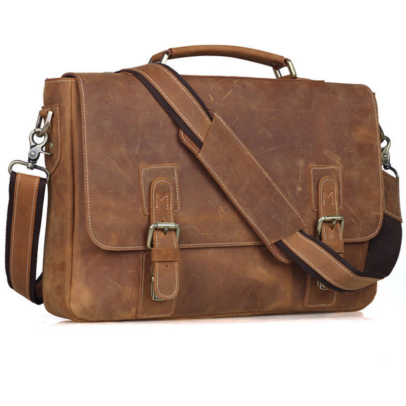 messenger briefcase photo - 1