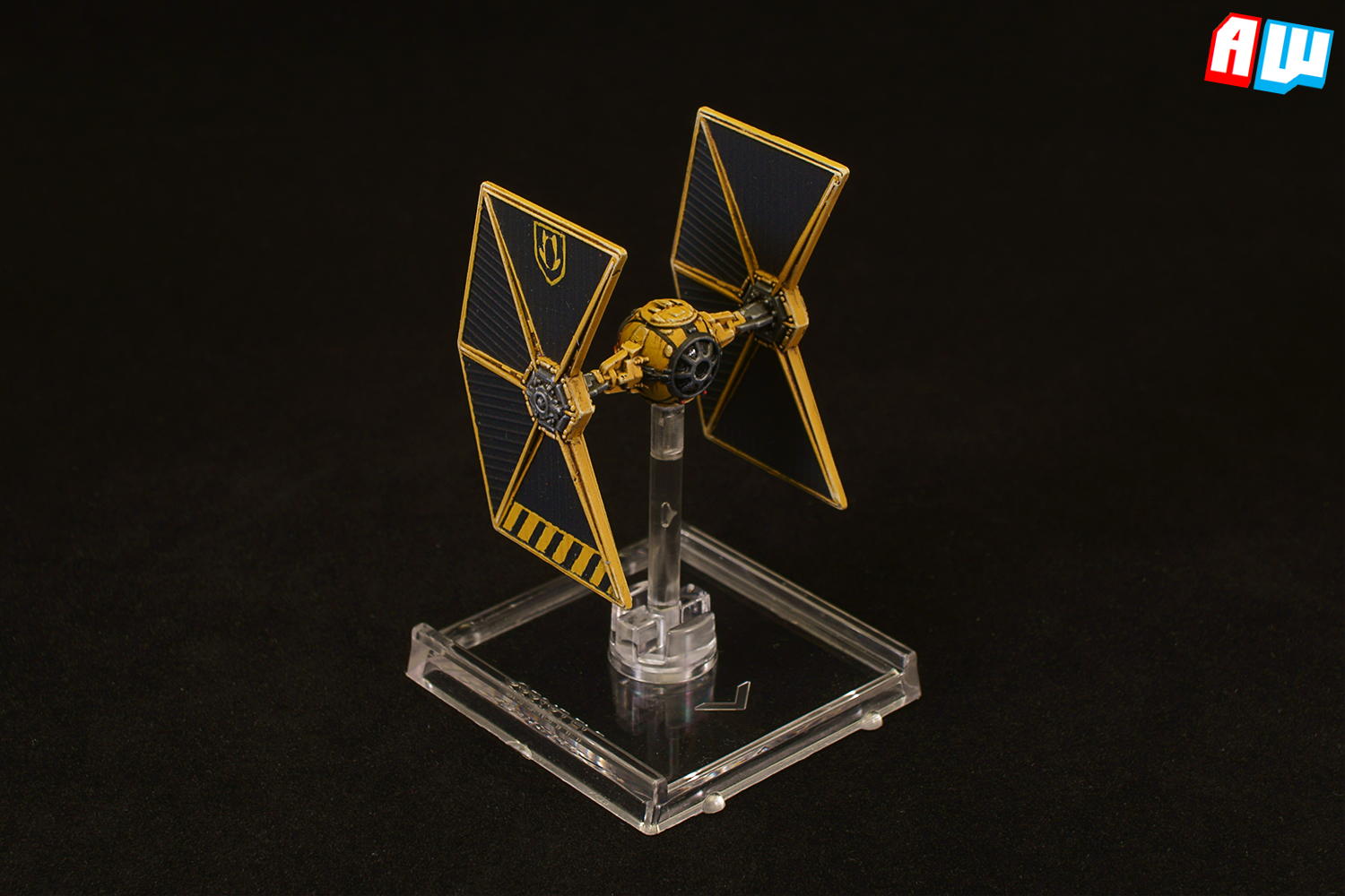 mining guild tie fighter photo - 1