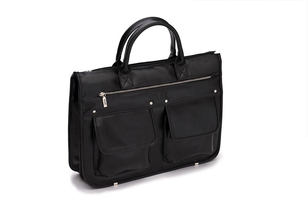 modern briefcase photo - 1