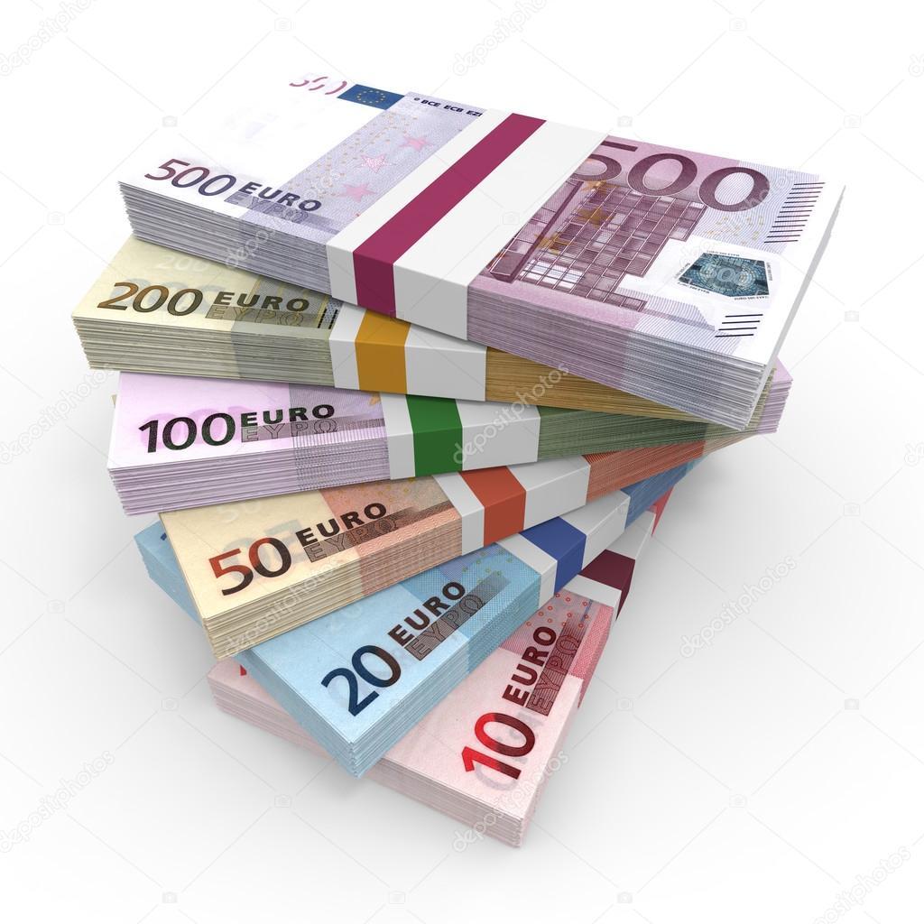 money briefcase photo - 1