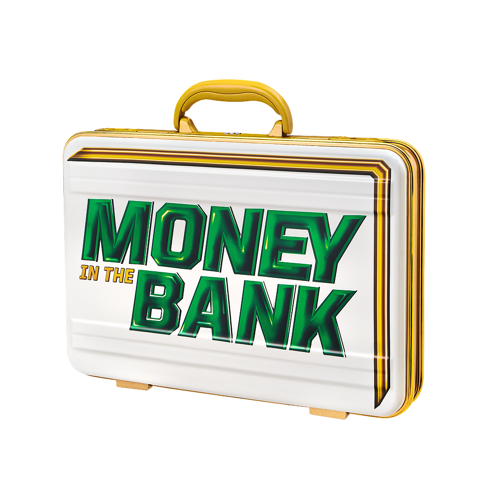 money inthe bank briefcase photo - 1