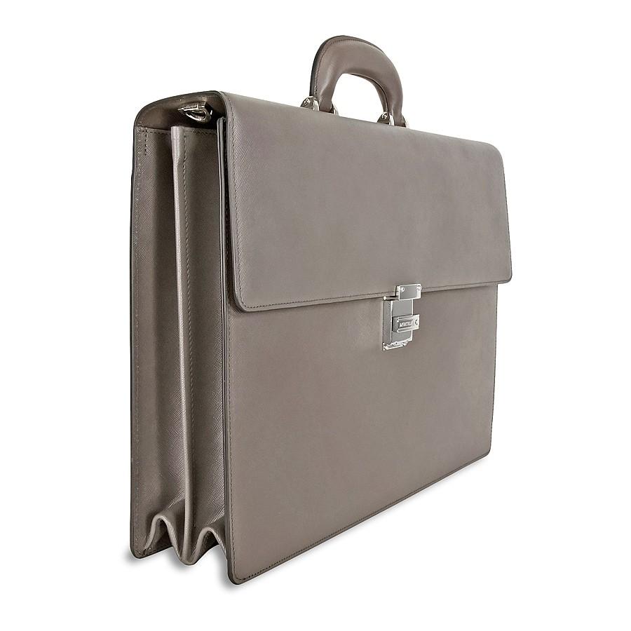 montblanc briefcase photo - 1