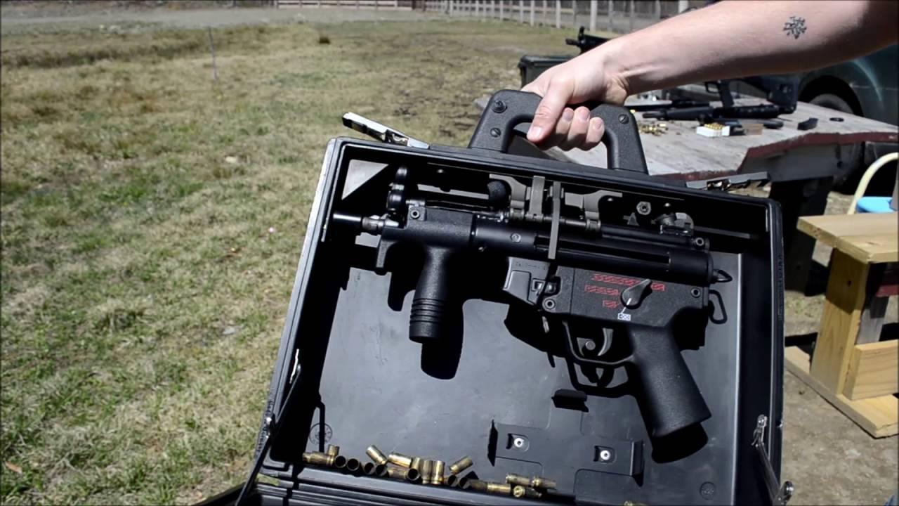 mp5k briefcase photo - 1