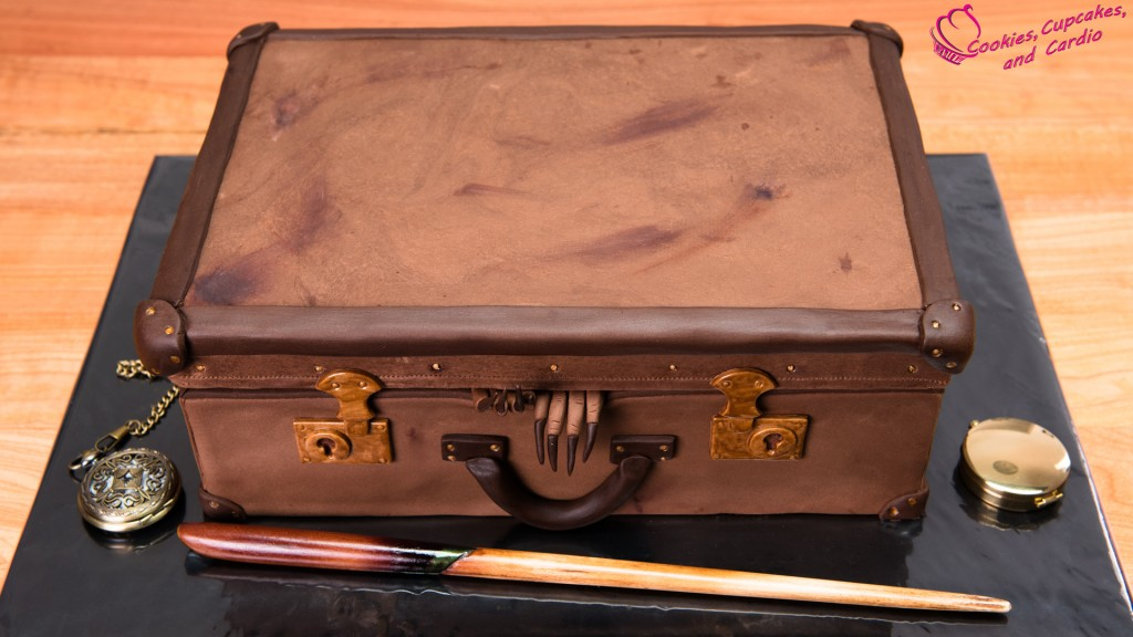 newt scamander briefcase photo - 1