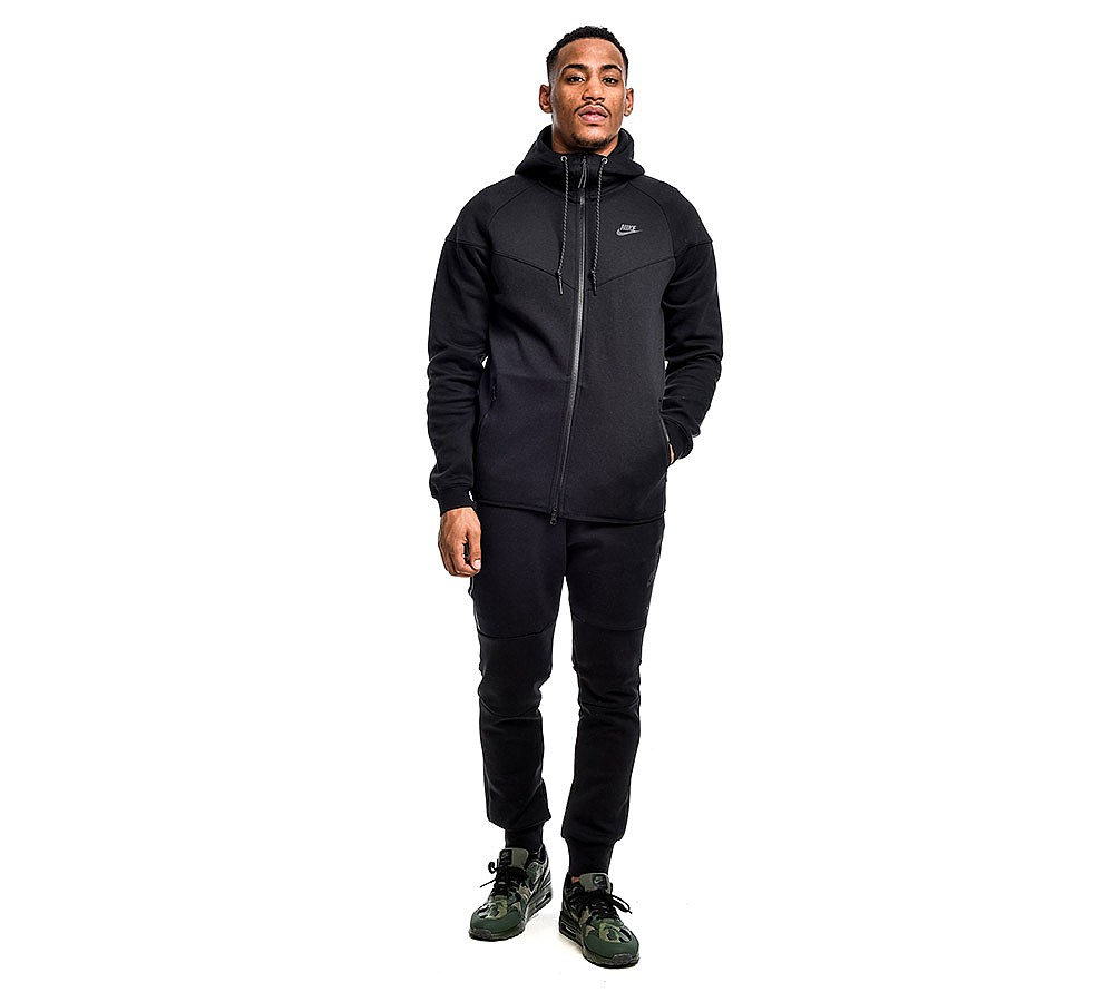 nike tech sweat suit men photo - 1