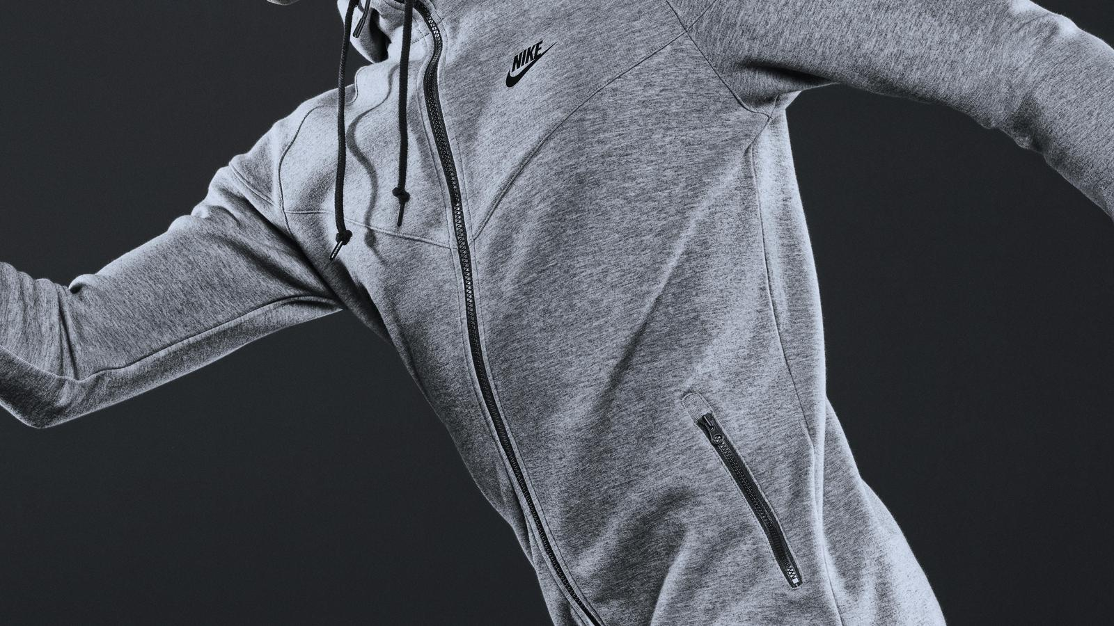nike tech sweat suit women photo - 1