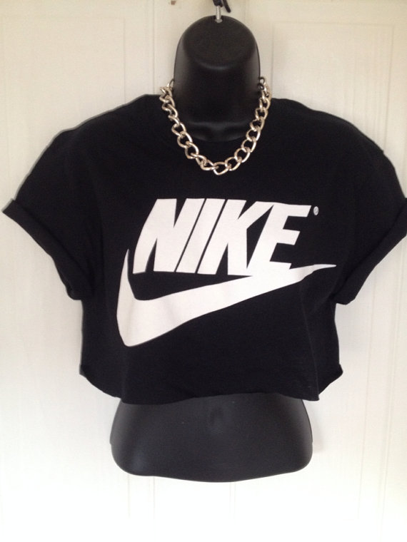 nike tie dye crop top photo - 1