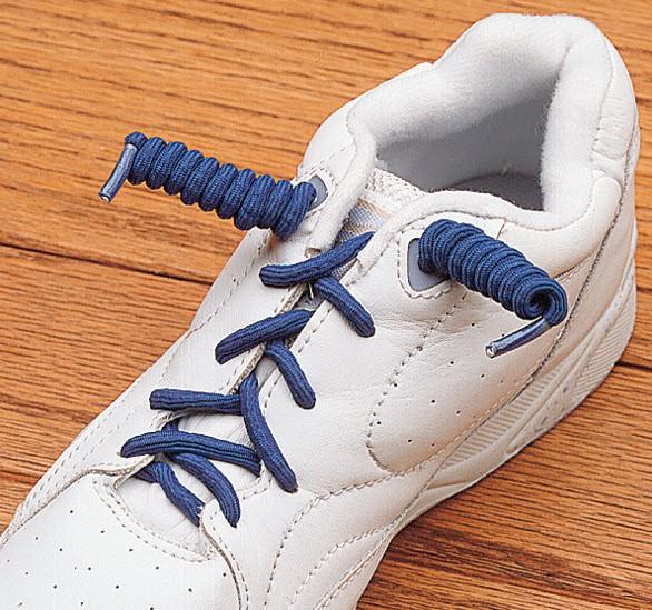 no tie shoe strings photo - 1