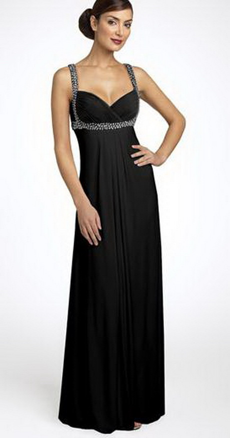 nordstrom black tie dresses photo - 1