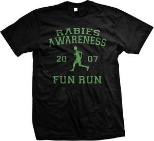 office rabies run t shirt photo - 1