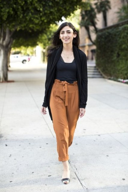 office shirt and pants photo - 1