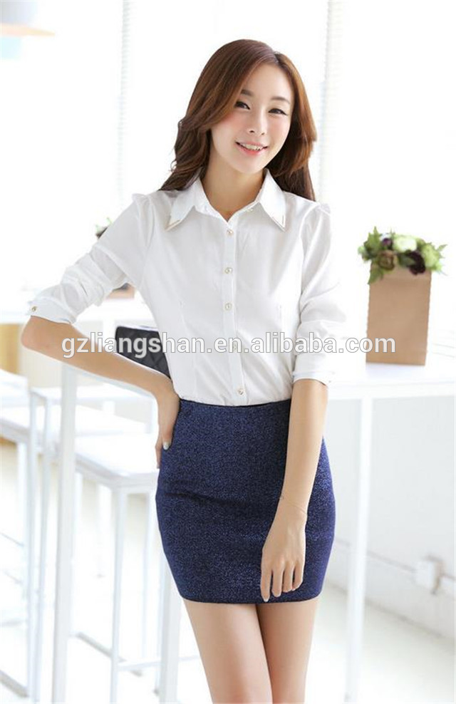 office shirt for ladies made in usa photo - 1