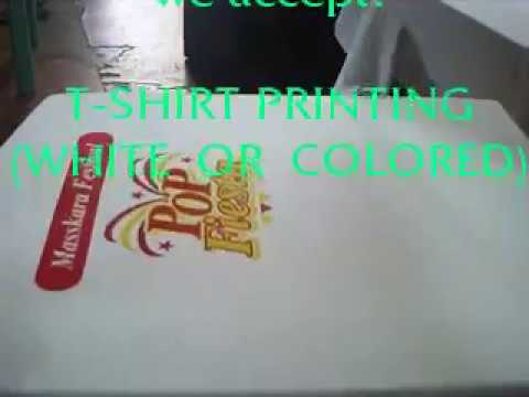 office shirt printing photo - 1