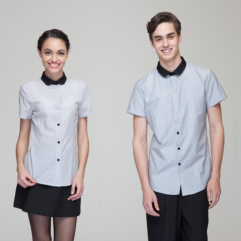office shirt short sleeve photo - 1