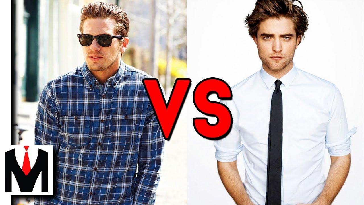 office shirt vs dress shirt photo - 1
