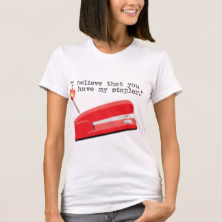 office space i believe you have my stapler t shirt photo - 1