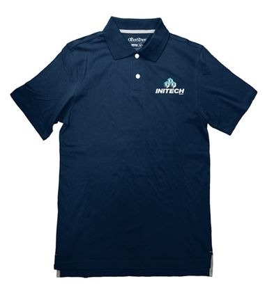 office space initech polo shirt photo - 1