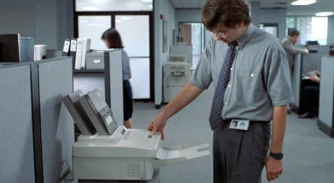 office space michael bolton shirt photo - 1
