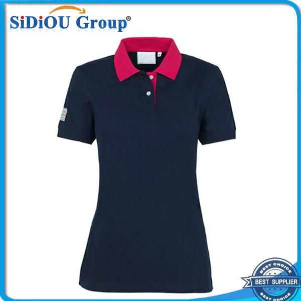 office uniform polo shirt photo - 1