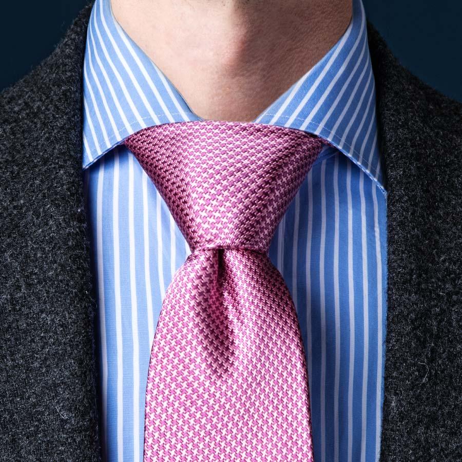 oriental tie knot photo - 1