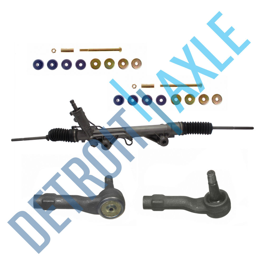 outer tie rods photo - 1