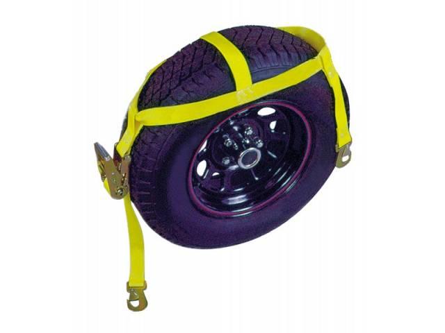 over the wheel tie down straps photo - 1