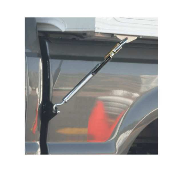 pickup camper tie down photo - 1